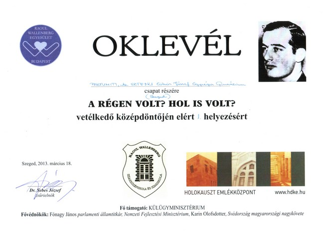 wallenberg oklevel